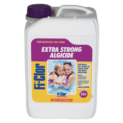 Fi-Clor Extra Strong Algaecide - Long Life Winterlong Algicide - 3 Litres - H2oFun.co.uk