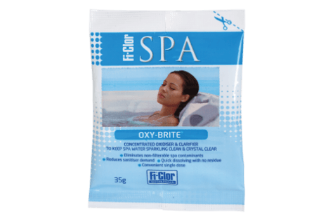 Fi-Clor Spa Oxy-Brite - 35g Sachet - H2oFun.co.uk