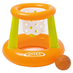Intex Floating Hoops Basketball Game 58504NP - H2oFun.co.uk