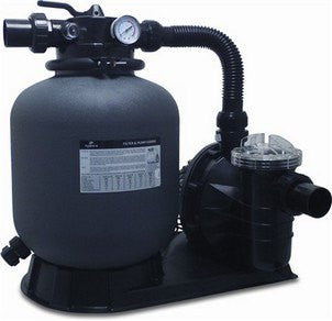 mega fsp swimming pool sand filter & pump combo