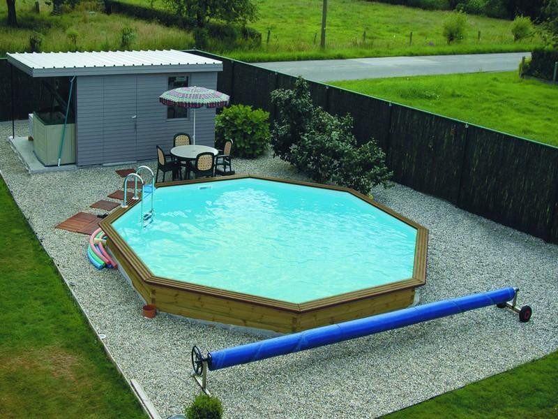 Gardi Wooden Swimming Pools - Octoo & Oblong - H2oFun.co.uk