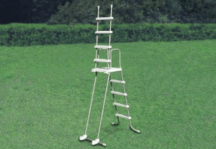Intex Pool Ladder with Removable Safety Steps - 36