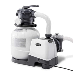 Intex Sand Filter 6m3 P/H 26646BS - H2oFun.co.uk