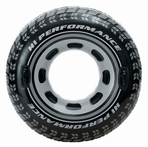 "Intex Inflatable Giant 45"" Monster Truck Tyre Tube - H2oFun.co.uk"