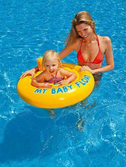 Intex My Baby Float Swim Seat - 6 month to 1 Year - H2oFun.co.uk