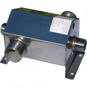 Stainless Steel Heat Exchanger - H2oFun.co.uk