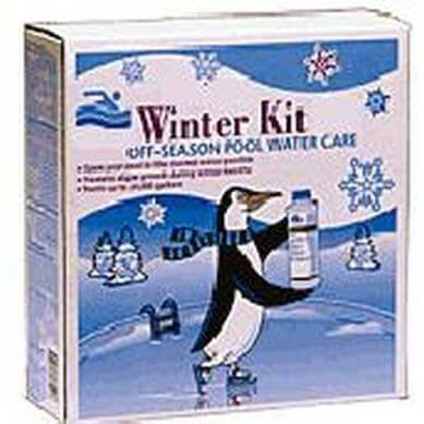 Winter Closing Chemical Kit For Swimming Pools H2ofun