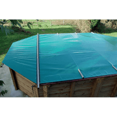 Poolsaver Safety Cover for Wooden Pools - H2oFun.co.uk