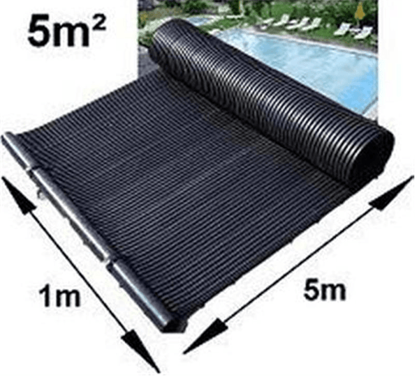 5m poolsolar swimming pool solar heating matting