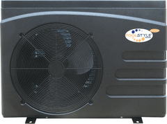 Poolstyle Step Inverter Heat Pump - Inground & Above Ground Pools - H2oFun.co.uk