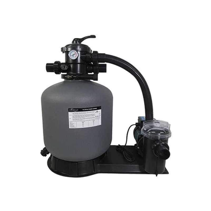Poolstyle Swimming Pool Pump & Sand Filter Combo - H2oFun.co.uk