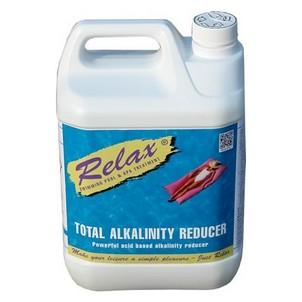 Relax Alkalinity Reducer 5 Litres - H2oFun.co.uk