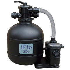 "iFlo .75 Pool Pump & 20"" Filter Combo - H2oFun.co.uk"