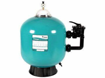 Triton Side Mount Sand Filter - Complete with Media - H2oFun.co.uk