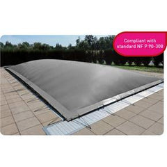 Walu Air Swimming Pool Winter & Safety Cover - H2oFun.co.uk
