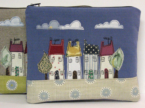 E-reader Case - Happy Little Houses