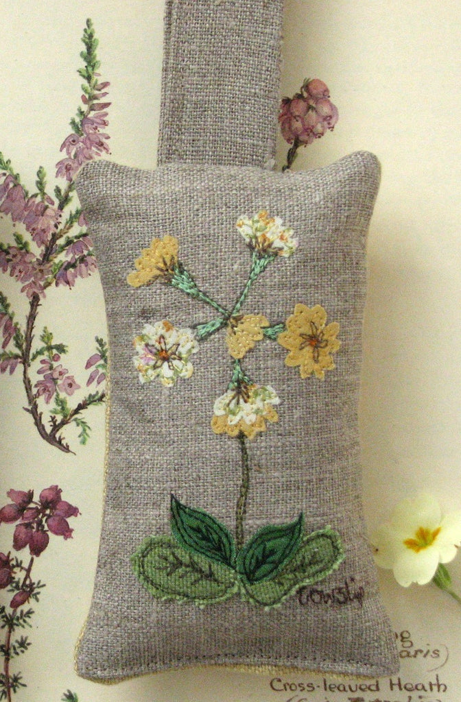 Lavender bag - Wildflowers - Cowslip