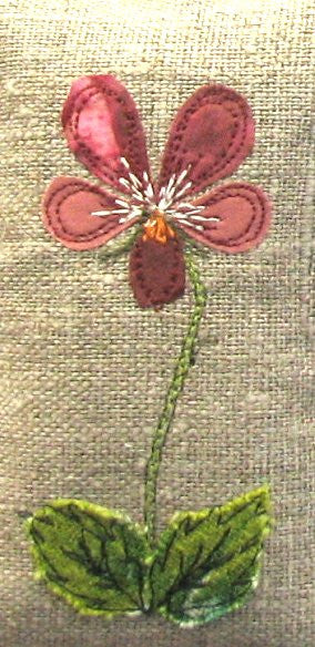 Lavender Bag - Pansy - Wildflower