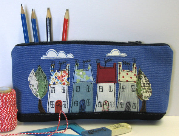 Pencil Case - Little House design