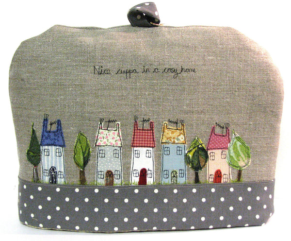 Tea Cosy - Happy Little Houses
