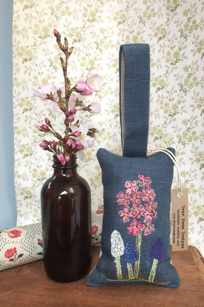 Lavender bag - Spring Bulbs