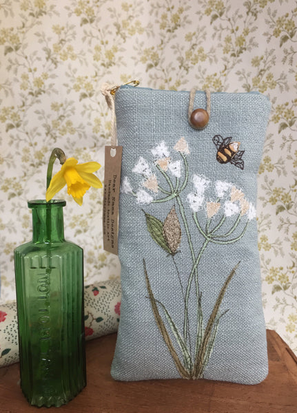 Glasses case - Meadow grasses