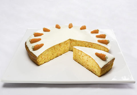 Carrot Nut Cake (pre-sliced) (107)