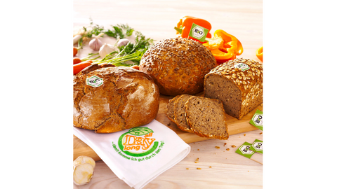 Organic bread assortment (3-Mix-box)