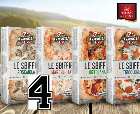 Gourmet Pizza - Pack of 4