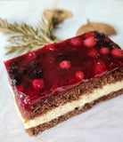 Forest Fruit Cream Slice (534)