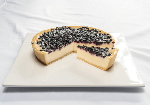 Blueberry Cheese Cake (205)