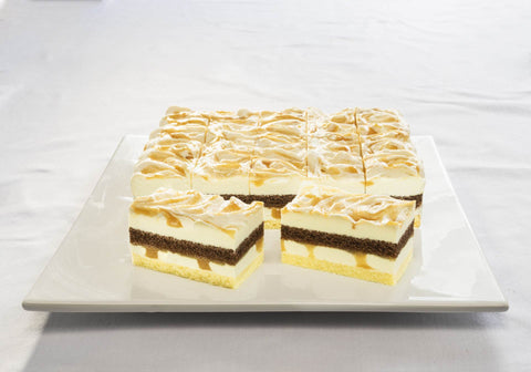 Apple Quince Cream Slice (481)
