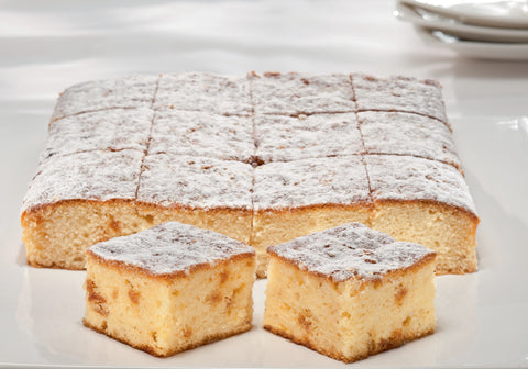 Lemon Sponge Slice (556)
