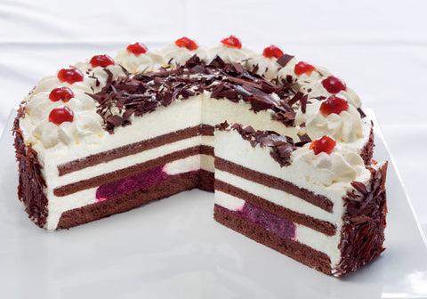 Original Black Forest Gateau (600)