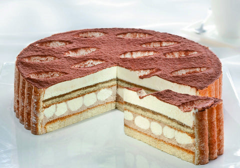 Cream Gateau Tiramisu (615)