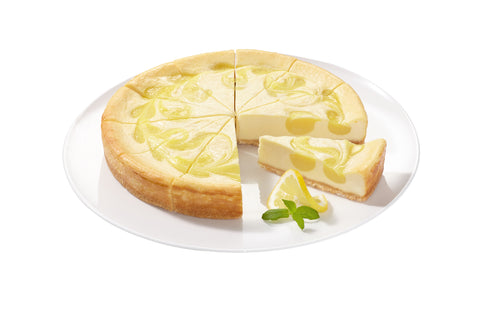 Lemon cheese cake (5795)