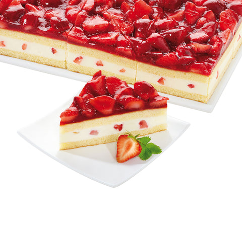 Buttermilk Strawberry Triangles (7372)