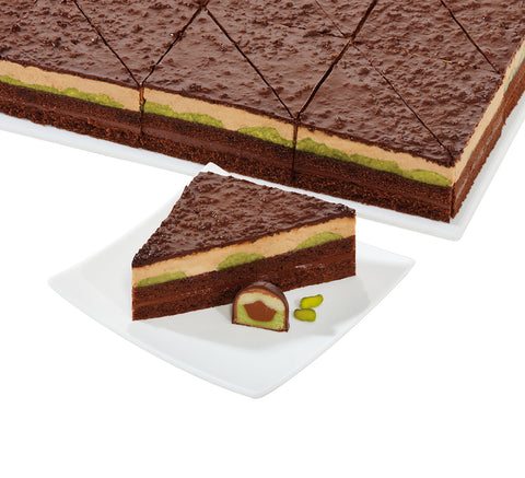 Mozart Triangles Cream Slice (7421)