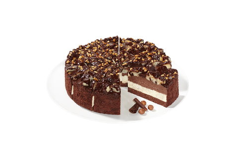 Chocolate Crunch Cake (8463)