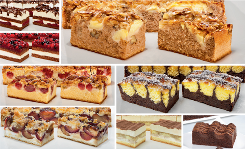 8 Slices Cream&Baked versions (contains alcohol) <#8>