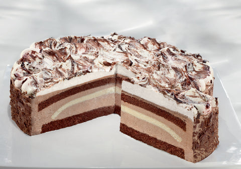 Chocolate Cream Gateau (610)