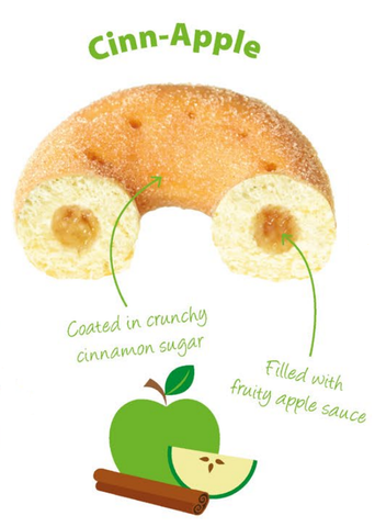 Donuts - Premium Cinnamon Apple (5001D)