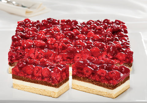 Raspberry Cream Slice (536)