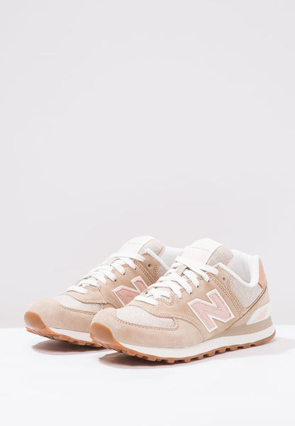 New Balance WL574 - Baskets basses - tumbleweed