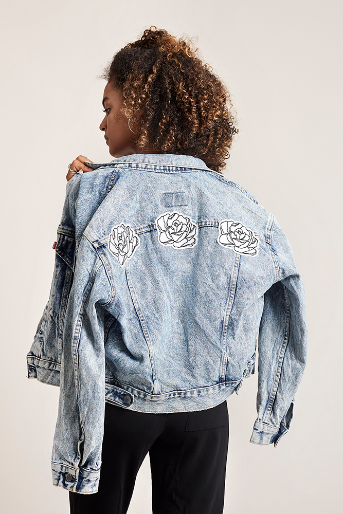 Regular Series Denim Jacket Women Costalamel Com Costalamel
