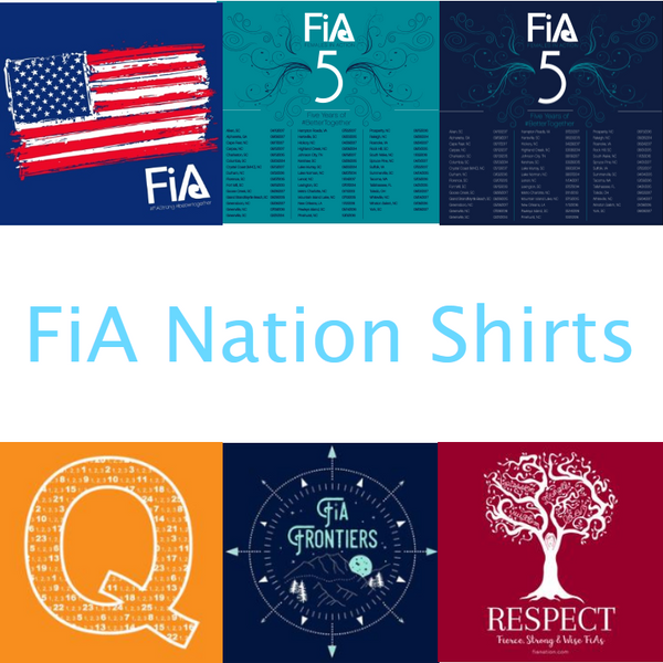 FiA Nation Shirts