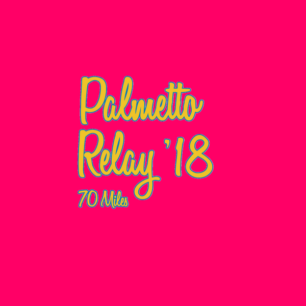 FiA 2018 Palmetto Relay 70 Miles Shirts