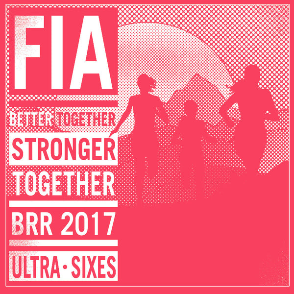 FiA 2017 BRR - Ultra Teams Shirt Pre-Order