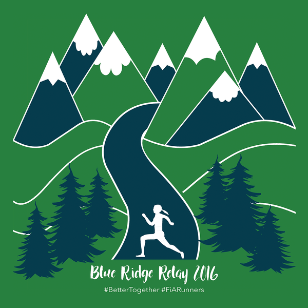 FiA 2016 Blue Ridge Relay