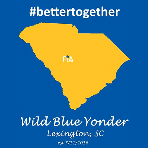 SC - Lexington (Wild Blue Yonder)